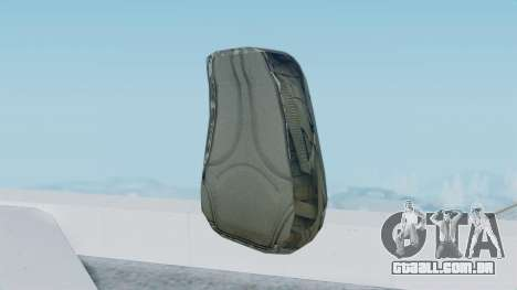 Arma 2 Czech Pouch Backpack para GTA San Andreas terceira tela