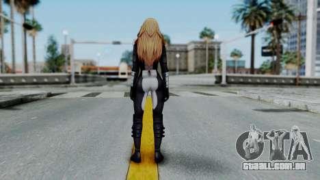 Marvel Future Fight - Mockingbird para GTA San Andreas terceira tela