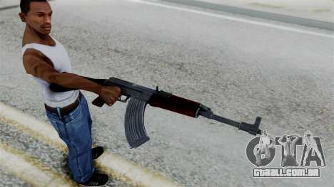 No More Room in Hell - CZ 858 para GTA San Andreas