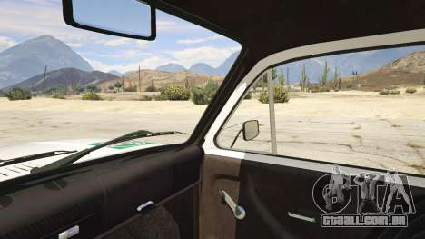 GTA 5 SUV VAZ-2121 traseira direita vista lateral