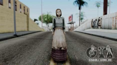 Girl Skin 6 para GTA San Andreas segunda tela
