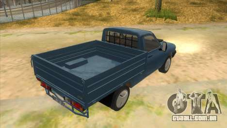 Dacia 1305 Drop-Side para GTA San Andreas vista direita