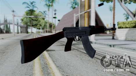 No More Room in Hell - CZ 858 para GTA San Andreas terceira tela