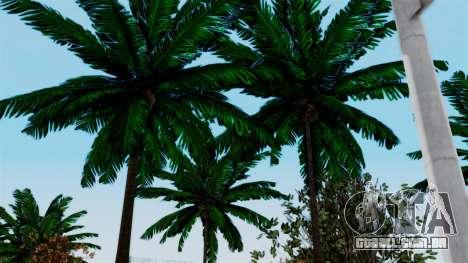 Vegetation Ultra HD para GTA San Andreas terceira tela