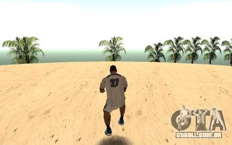 Invisibile BMX para GTA San Andreas segunda tela
