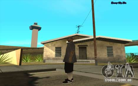VLA3 para GTA San Andreas terceira tela