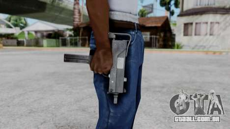 MAC-11 para GTA San Andreas terceira tela