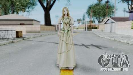Girl Skin 2 para GTA San Andreas segunda tela