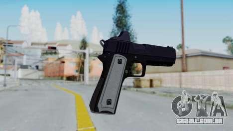 GTA 5 Heavy Pistol - Misterix 4 Weapons para GTA San Andreas terceira tela