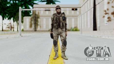 Crysis 2 US Soldier 2 Bodygroup A para GTA San Andreas segunda tela