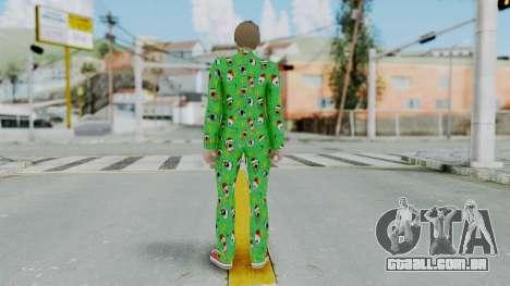 GTA Online DLC Festive Suprice 4 para GTA San Andreas terceira tela