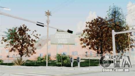 Vegetation Ultra HD para GTA San Andreas segunda tela