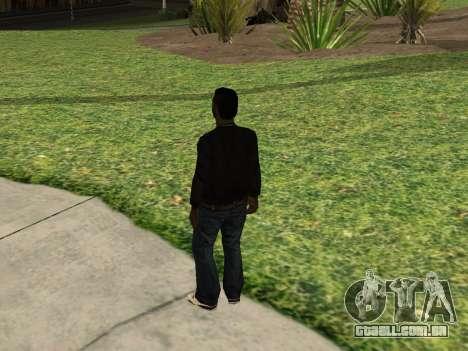 Black Madd Dogg (Thug life) para GTA San Andreas segunda tela