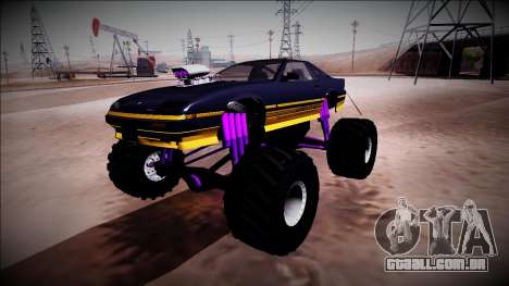 GTA 5 Imponte Ruiner Monster Truck para GTA San Andreas