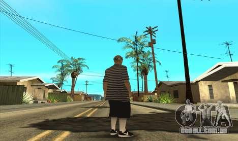VLA3 para GTA San Andreas segunda tela