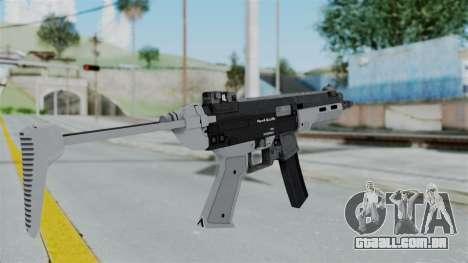 GTA 5 SMG - Misterix 4 Weapons para GTA San Andreas segunda tela