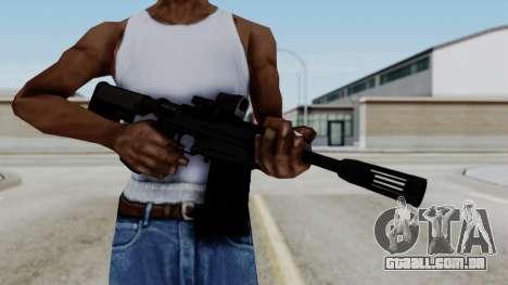 M24MASS para GTA San Andreas terceira tela