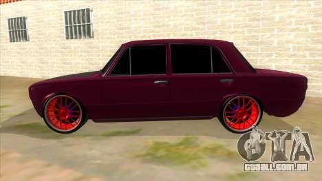 VAZ 2101 Cão para GTA San Andreas esquerda vista