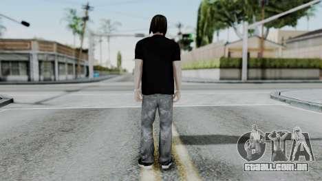 El Gigolo para GTA San Andreas terceira tela