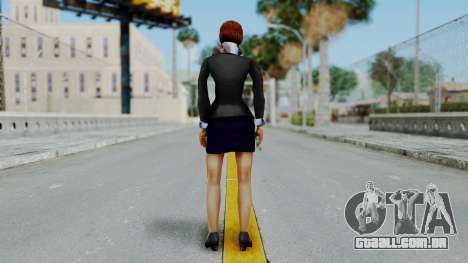 Bully Insanity Edition - Mom para GTA San Andreas terceira tela