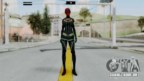 Deadpool The Game - Rogue Pool para GTA San Andreas segunda tela