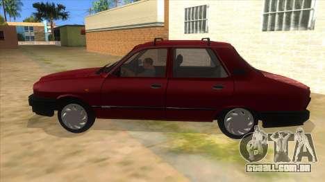 Dacia 1310L 1999 para GTA San Andreas esquerda vista