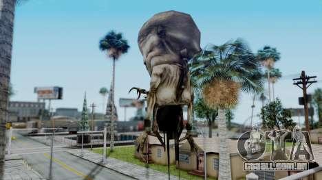 Nihilanth (Final Boss) from Half Life para GTA San Andreas segunda tela
