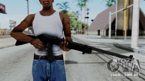 No More Room in Hell - Ruger 10 22 para GTA San Andreas terceira tela