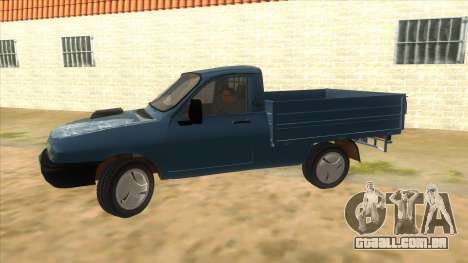 Dacia 1305 Drop-Side para GTA San Andreas esquerda vista