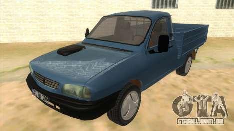 Dacia 1305 Drop-Side para GTA San Andreas