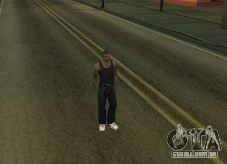 Black Cesar para GTA San Andreas