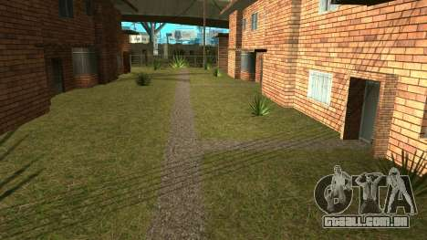 Novo stash de salions para GTA San Andreas segunda tela