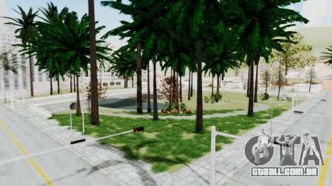 Small Texture Pack para GTA San Andreas segunda tela