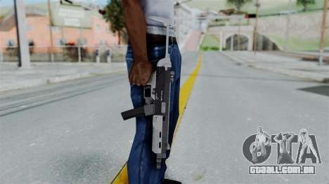 GTA 5 SMG - Misterix 4 Weapons para GTA San Andreas terceira tela