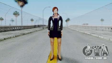 Bully Insanity Edition - Mom para GTA San Andreas segunda tela