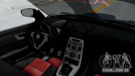 Ikco Dena Tuning para GTA San Andreas vista traseira