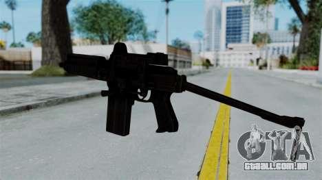 9A-91 Kobra para GTA San Andreas segunda tela