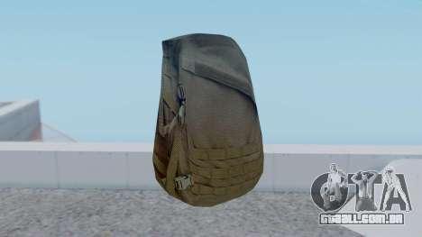 Arma 2 Czech Pouch Backpack para GTA San Andreas segunda tela