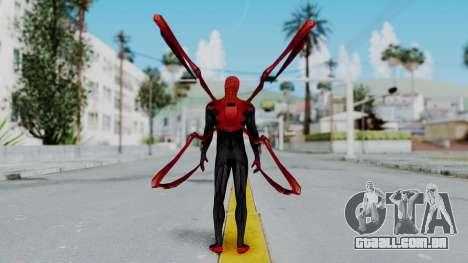 Superior Spider-Man para GTA San Andreas terceira tela