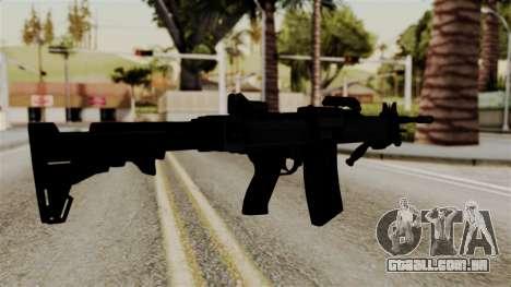 IMI Negev NG-7 para GTA San Andreas segunda tela