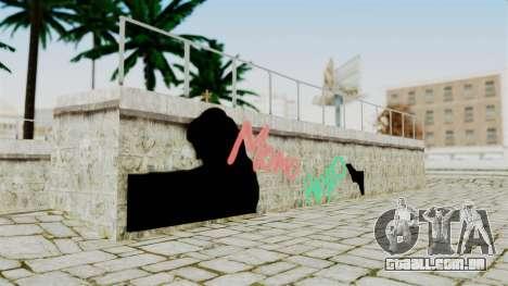 Small Texture Pack para GTA San Andreas sétima tela