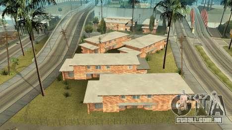 Novo stash de salions para GTA San Andreas