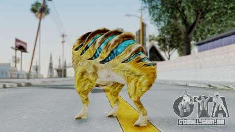 Houndeye from Half Life para GTA San Andreas terceira tela