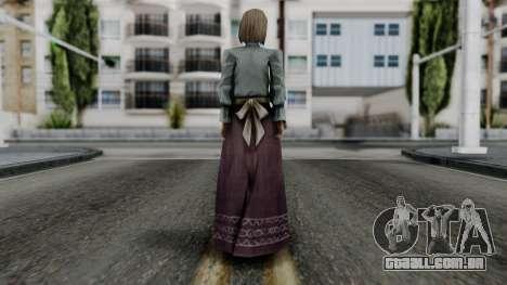 Girl Skin 6 para GTA San Andreas terceira tela