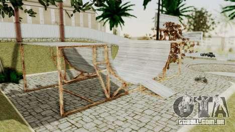 Small Texture Pack para GTA San Andreas sexta tela