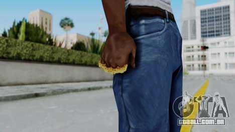 The Lover Knuckle Dusters from Ill GG Part 2 para GTA San Andreas terceira tela