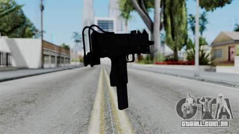No More Room in Hell - MAC-10 para GTA San Andreas segunda tela