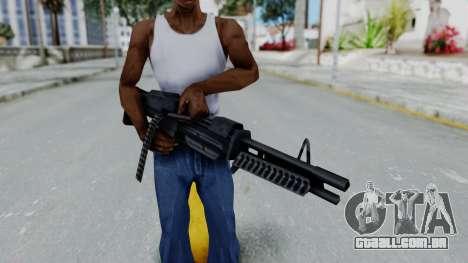 Vice City M60 para GTA San Andreas