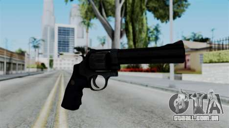 No More Room in Hell - Smith & Wesson 686 para GTA San Andreas