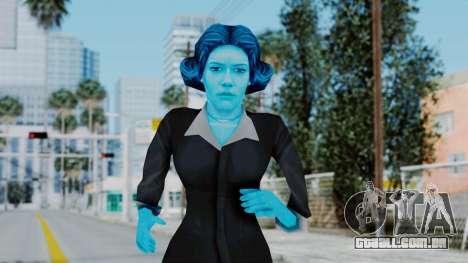 Bully Insanity Edition - Miss Danvers para GTA San Andreas